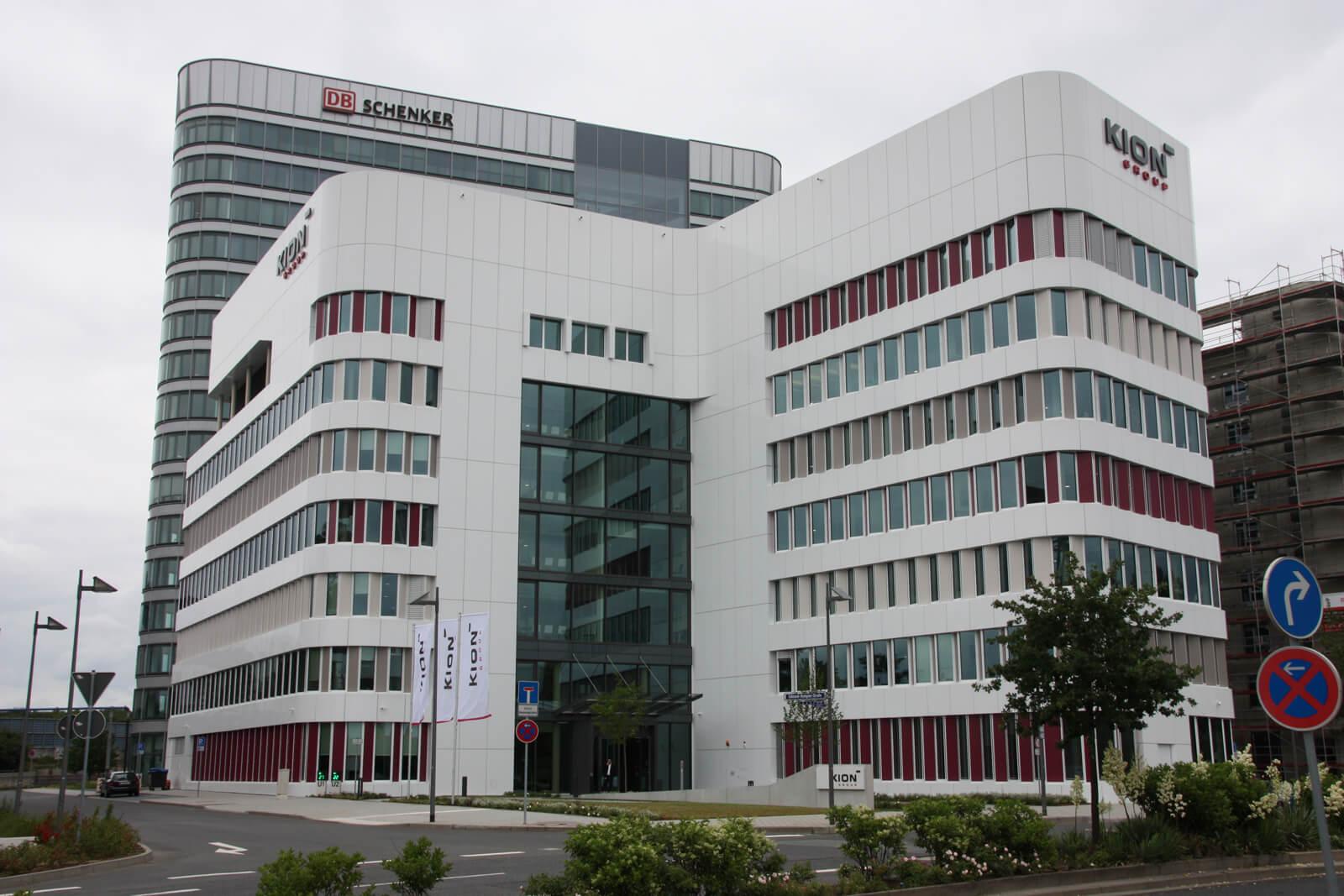 Kion Headquarter, Gateway Gardens FFM